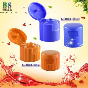 Shampoo Lotion Plastic Flip Top Cap pictures & photos