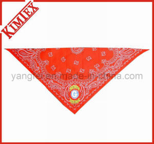 Triangle Fasion Custom Printing Promotion Bandana pictures & photos