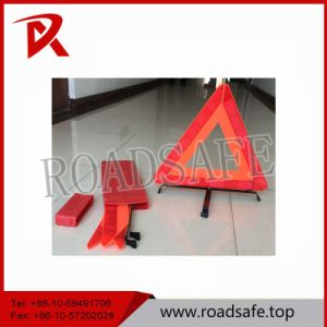 43cm ABS Reflective Car Safety Warning Triangle Safety Warning Flashing pictures & photos