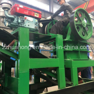 Easy to Operate Portable Stone Jaw Crusher Station, Most Popular Rock Stone Mining Machinery pictures & photos