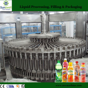 PET/Glass Bottle Drink Beverage Juice Filling Machine pictures & photos