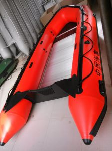 Inflatable Resuce Boat for China Maritime Safety pictures & photos