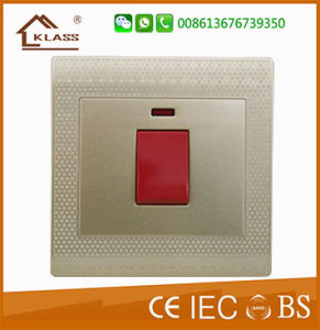 New Product Good Quality 2gang 3way Electric Switch 2016 pictures & photos