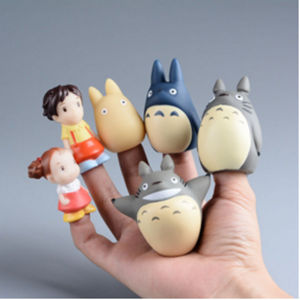 Hot Sell Finger Animal Plastic Toy pictures & photos