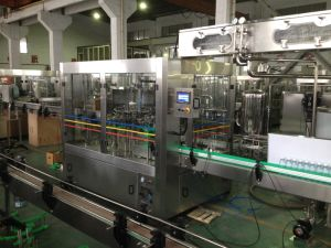 3L 5L 9L Bottled Pure Mineral Water Filling or Bottling Machine pictures & photos