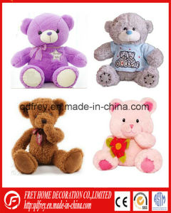 Brown Color Customing China Supplier of Plush Teddy Bear pictures & photos