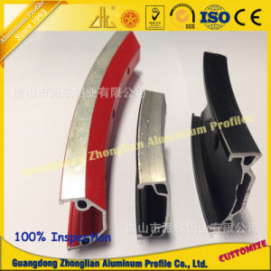 Aluminum Tube Profile with Bending Processing pictures & photos