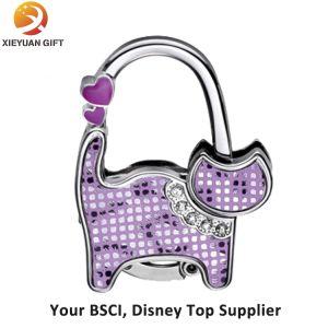 Pink Diamond Folding Handbag Hook (XYmxl112404) pictures & photos