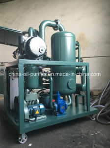 Zyd Double Stage Dielectric Oil Purifier Plants pictures & photos