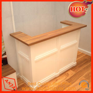 Wooden Counter Desk Checkout Counter Table pictures & photos