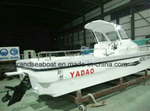 32FT Fiberglass Fishing Boat with Diesel Engine and Stern Drive pictures & photos