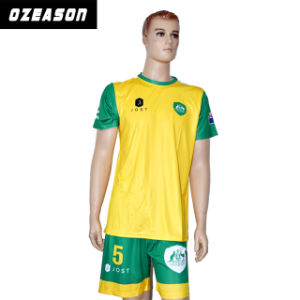 High Quality Custom Wholesale Sublimated Authentic Football Shirt / Soccer Jersey pictures & photos