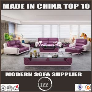 Cheap Leather Sofa for Contemporary Living Room pictures & photos