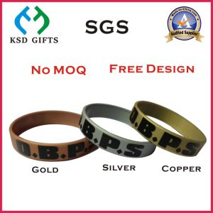 Customized Fashion Christmas Rubber Hand Band (KSD-885) pictures & photos