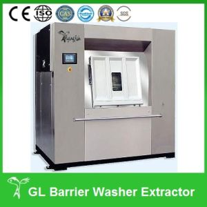 Industrial Used Hospital Clothes Barrier Washer Machine pictures & photos