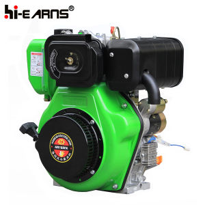 12HP Air-Cooled Diesel Engine (HR188FA) pictures & photos