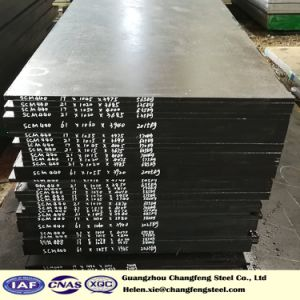 Hot Rolled Alloy Steel For Making Shaft 1.7225, SAE4140 pictures & photos