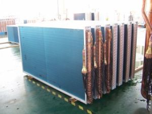 Copper Tube Air Conditioner Fin Coil pictures & photos
