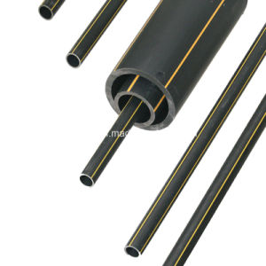 Dn 560mm PE100 High Quality PE Pipe for Gas Supply pictures & photos