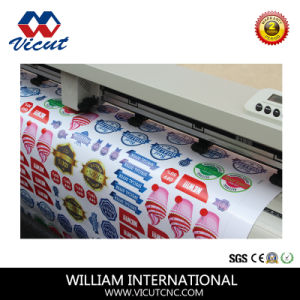 High Speed Factory Digital Large Format Plotter Cutter pictures & photos