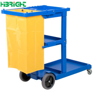 Mop Wringer Trolley Cleaning Janitor Cart pictures & photos