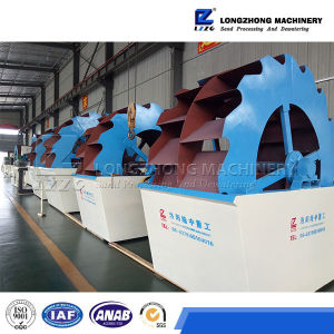Bucket Sand Washing Machine with High Quality pictures & photos