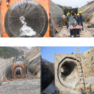 Rubber Ballooning Culvert for 900mm Sold to Kenya pictures & photos