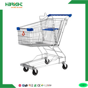 Large Capacity Shopping Push Carts pictures & photos
