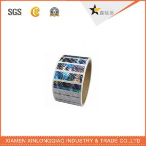 Customized Design Diverse 3D Laser Hologram QC Passed Sticker pictures & photos