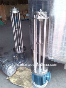 Stainless Steel High Shear Batch Mixer pictures & photos