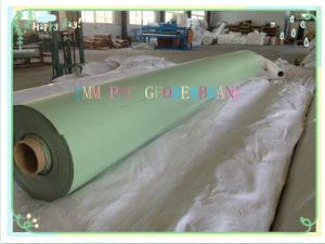 PVC Geomembrane with Reinforcement for Cement Kiln Dust Landfill pictures & photos