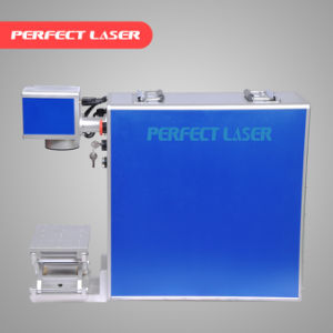 Stainless Steel Carbon Steel Aluminum Plastic Gold Jewelry Fiber Laser Marker pictures & photos