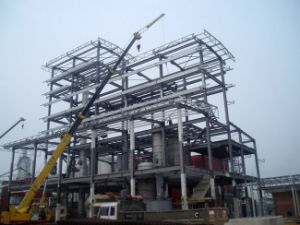 Industrial Steel Workshop / Prefabricated Steel Structure Workshop pictures & photos