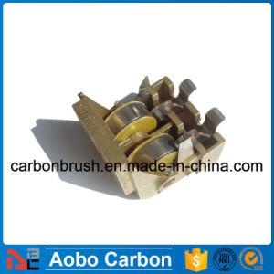Manufacturer EG7097 Carbon Brush Holder for Traction Motor pictures & photos