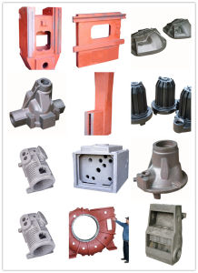 Sg Iron Casting Grey Iron Casting Steel Sand Casting pictures & photos