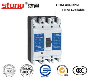 Stong Stm1-400A 630A Moulded Case Circuit Breaker MCCB pictures & photos