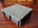 FRP Covered Grating/ Gritted Top Cover Panel pictures & photos
