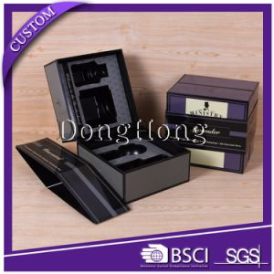 Magnetic Closure Premium Paper Packaging Body Lotion Gift Box pictures & photos