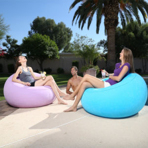 2017 New Premium Lamac Hangout Sleep Laybag Lounger Inflatable Air Sofa pictures & photos