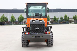 Ensign 2 Ton Front Wheel Loader Yx620 with Yuchai Engine pictures & photos