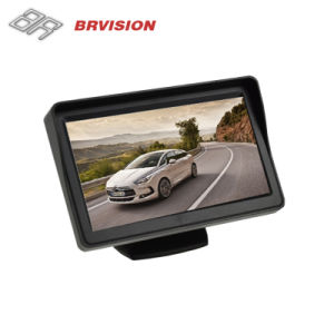 4.3 Inch Screen Mini LCD Car Video Monitor pictures & photos