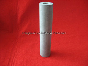 Rbsic Silicon Carbide Tube Used for Kiln pictures & photos