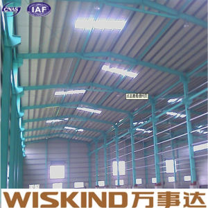SGS Proved Light Structural Steel Structure Plant Chicken House pictures & photos