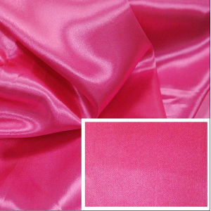 China Wholesale 100% Polyester Satin Fabric for Dress and Hometextile pictures & photos