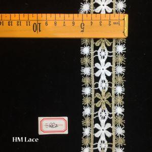 5.5cm Shantou Snow Ball Fringe Lace Trim Cute Flower Trimming Lace for Lady Garment Hme882 pictures & photos