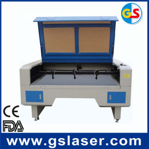 Laser Engraving and Cutting Machine GS1280 120W for Metal pictures & photos