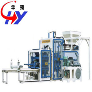 Cement Block Making Machine (HY-QT8-15)
