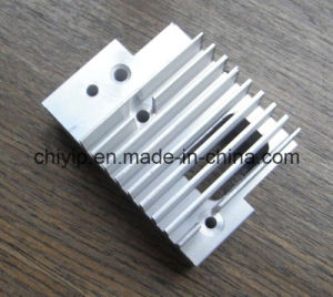 Heat Sink with Aluminum Press Parts Made in China (CHB-012)