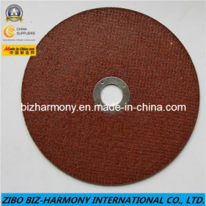Abrasive Tool Cutting Wheels for Cutting Steel pictures & photos