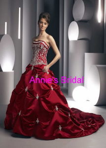 Wedding Dress (A181)